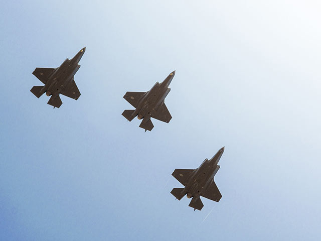 Israel Officially Declares Its F-35I Warplanes Operational (Video, Photos)