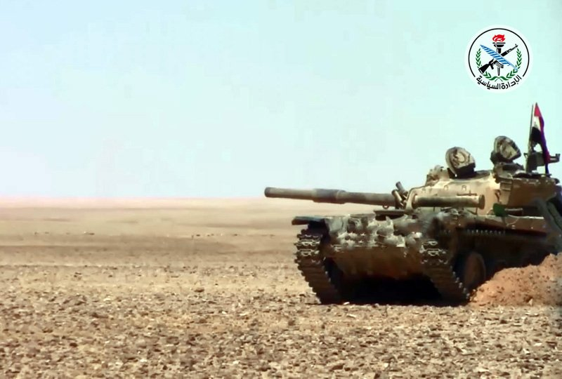 Tiger Forces Allegedly Reached Positions Of Syrian Army Near Al-Bukamal - Reports