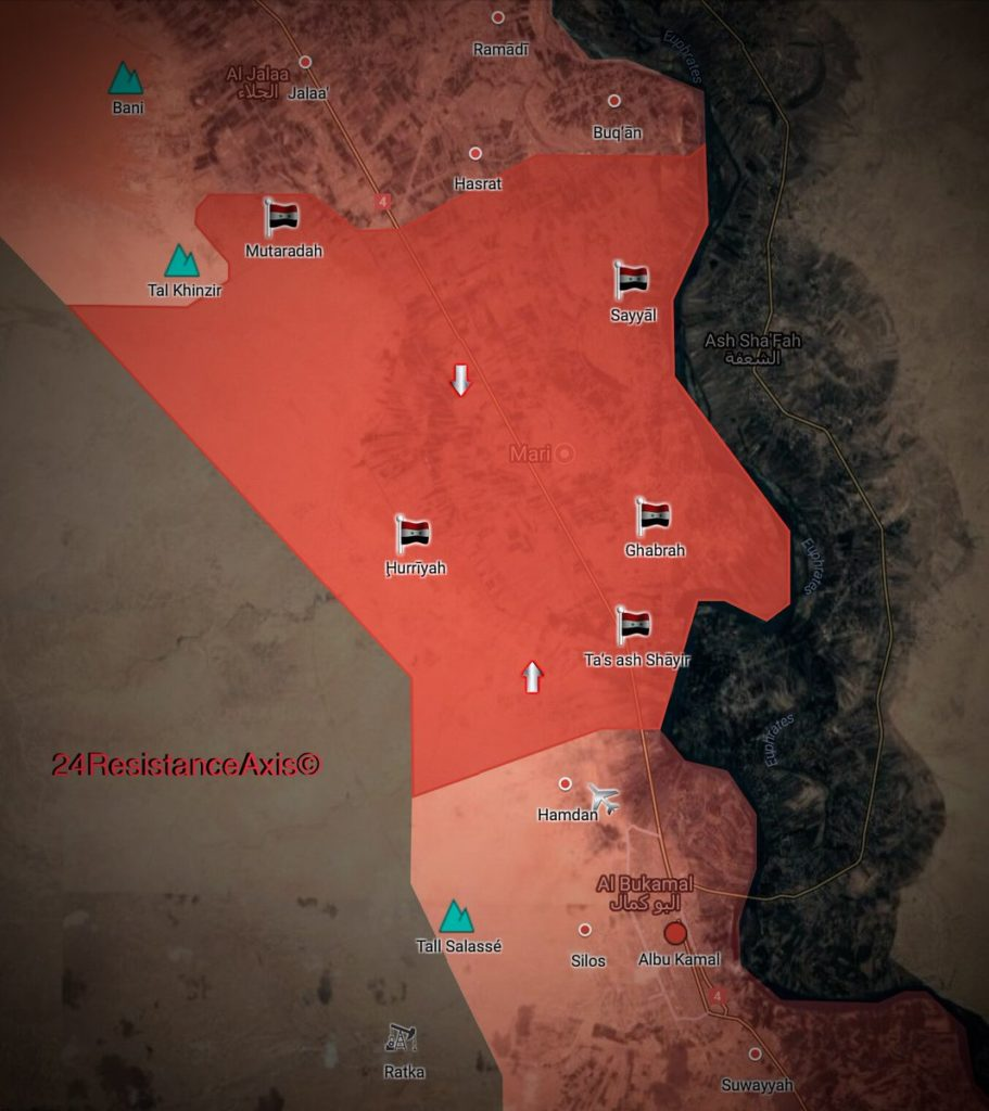 Syrian Army, Hezbollah Prepare For Anti-ISIS Operation In Homs Desert (Maps)
