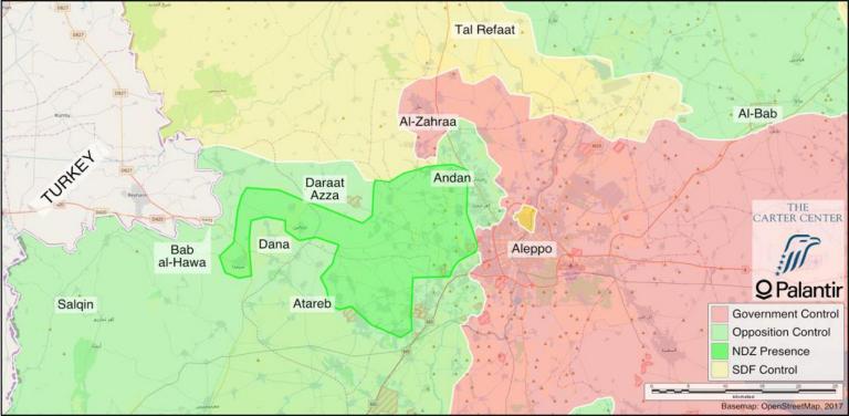 Nour al-Din al-Zenki Provided Russian Warplanes With Coordinates Of Hayat Tahrir al-Sham Positions - Report