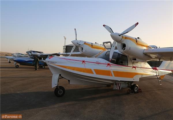 Iranian Revolutionary Guard Corps Received Four Russian La-8 Amphibious Aircraft (Photos)
