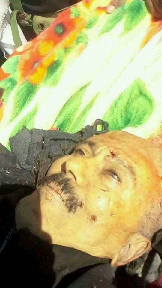 Former Yemeni President Saleh Is Killed Following Tensions Between His Forcse And Houthis (Graphic Photos)