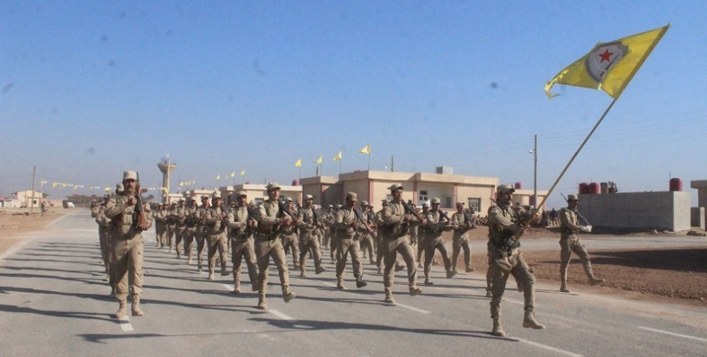 US-led Coalition Is Forming Kurdish-Dominated Army In Northern Syria