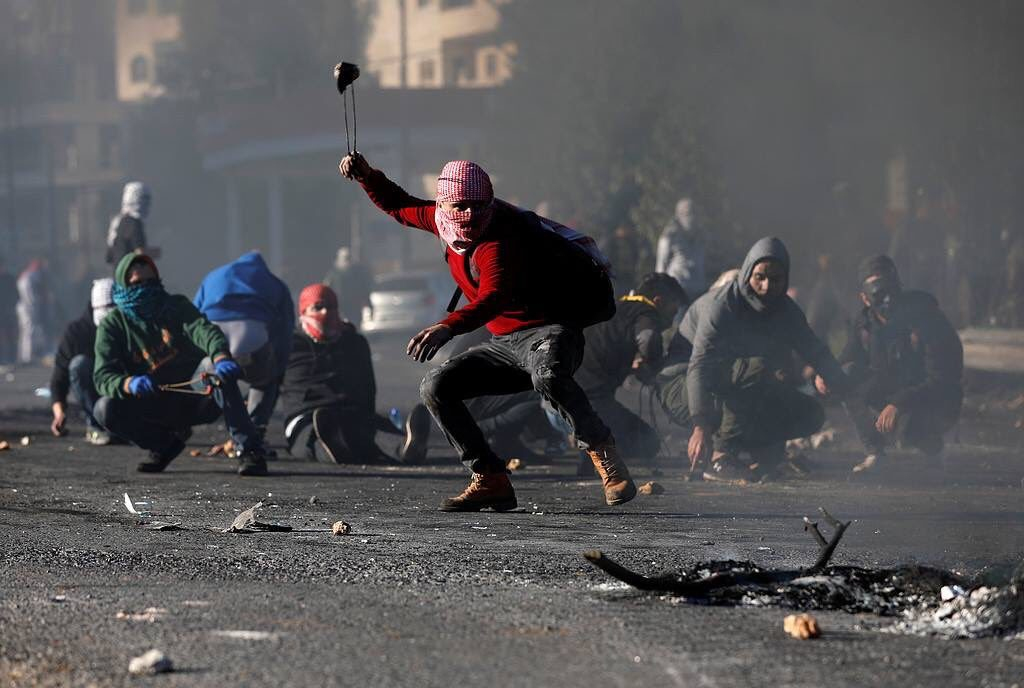 2 Palestinians Killed, 232 Others Injured In Day Of Rage Against Israel (Videos)