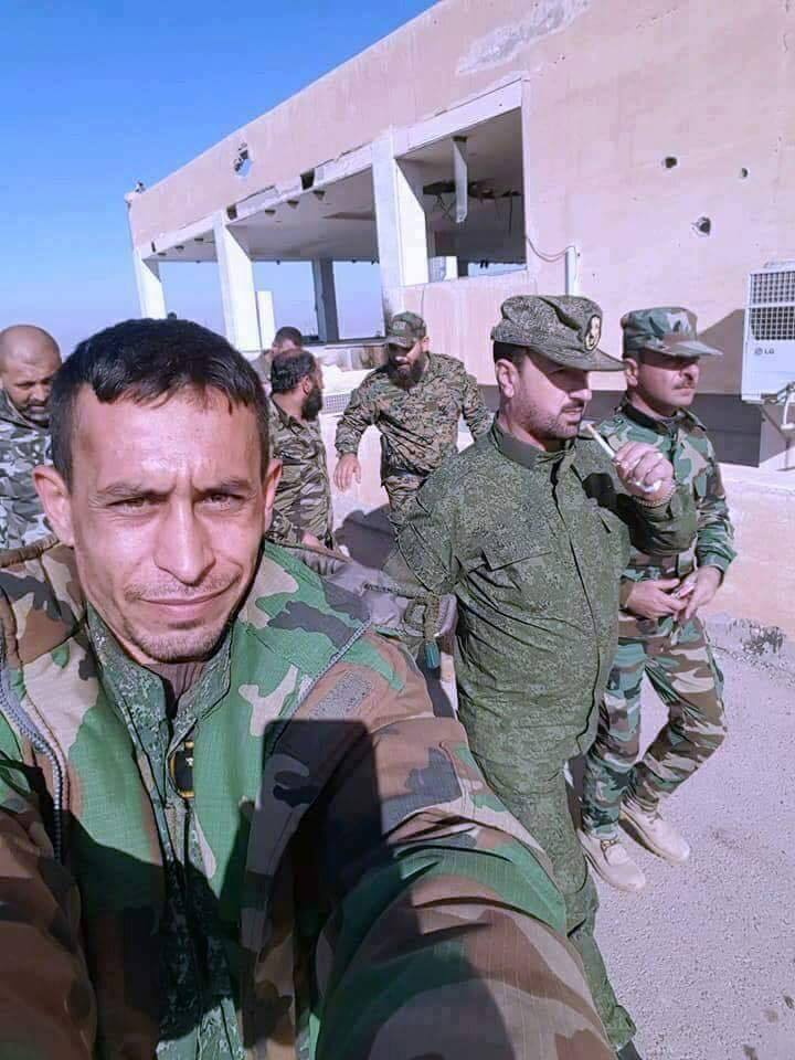 Government Troops Liberate 7 Villages From Terrorists In Northern Hama (Map, Photos)