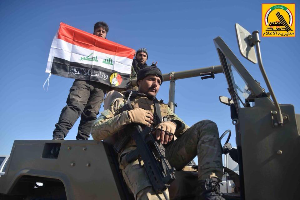 Iraqi Prime Minister Announces End Of War Against ISIS Following Liberation Of Most Of al-Jazeera Region (Photos, Video)
