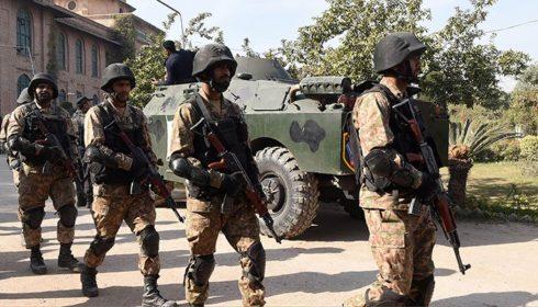 Taliban Attacks Pakistan's Peshawar. 9 Civilians Killed, 30 Injured (Photos)