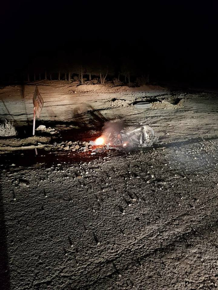 Two Members Of US-backed Forces Were Killed In Bomb Attack In Manbij (Photos)