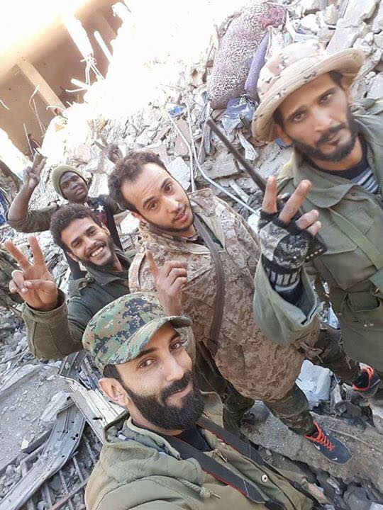 Libyan National Army Announces That It Has Full Control Over Benghazi Again (Photos)