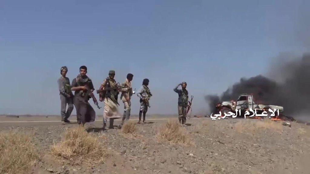Saudi-led Coalition Troops Prepare To Enter Heartland Of Houthis In Northern Yemen