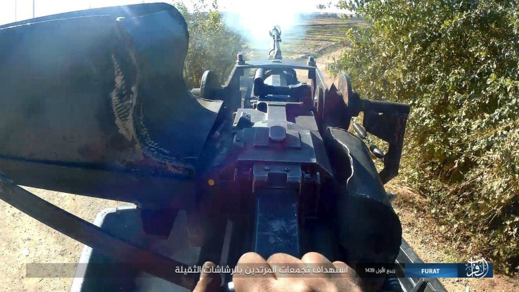 ISIS Allegedly Captured Another Key Village From Syrian Army In Euphrates Valley