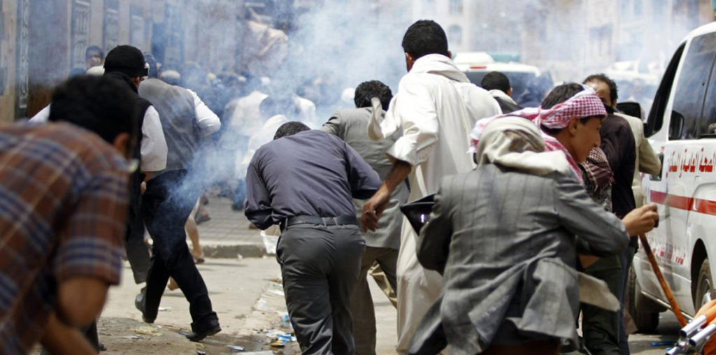 Clashes Between Houthis Movement And Its Allies Erupt In Yemeni Capital