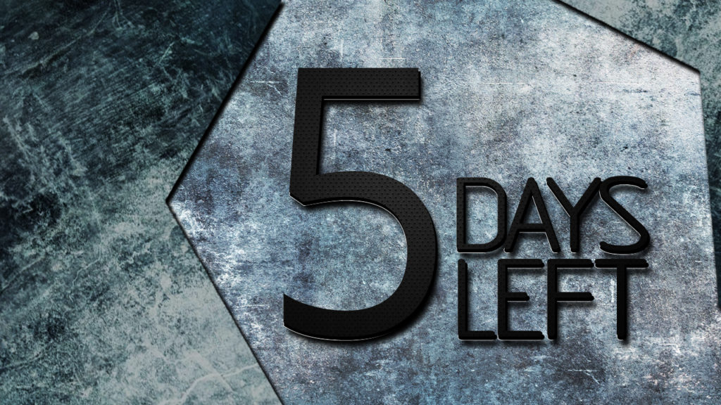 5 Days Left To Alocate SF's Budget For January