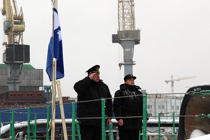 Russian Navy's Icebreaker Ilya Muromets Is Declared Operational (Photos, Video)