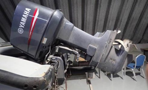 Close Look At Remote-Controlled Booby Trapped Boats Used By Houthis Against Saudi-led Coalition (Photos, Videos)