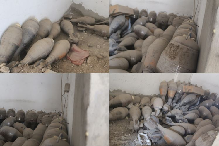 Syrian Democratic Forces Advance In Deir Ezzor Province, Reveal Media Center Of ISIS In Raqqa (Photos)