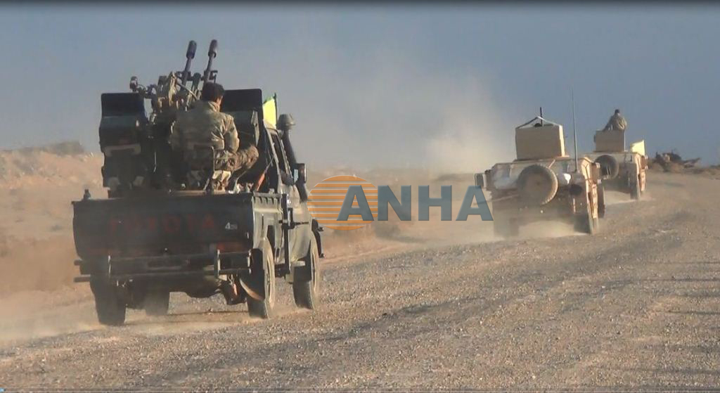 Syrian Democratic Forces Reach Last ISIS Stronghold In Euphrates Valley