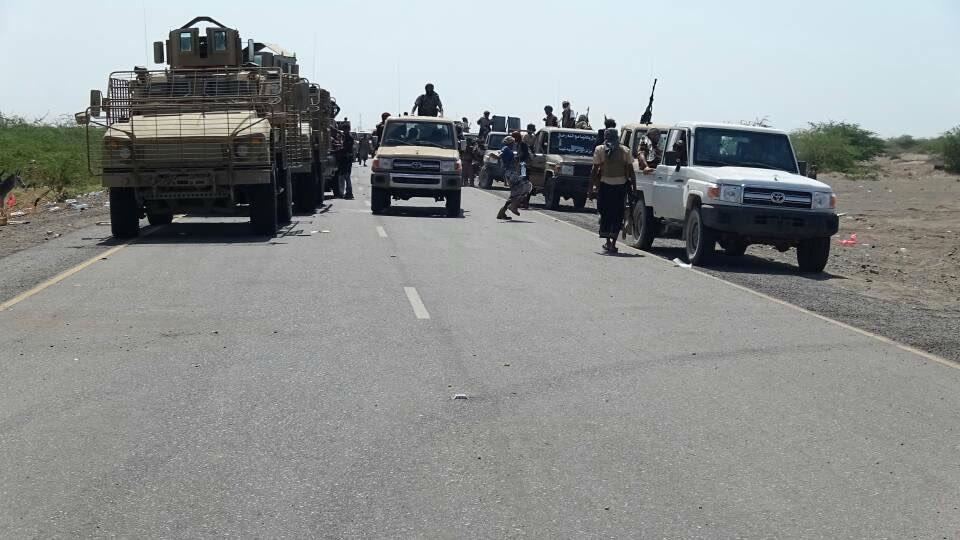 Saudi-led Coalition Advances Towards Two Strategic Regions In Yemen (Photos, Map)