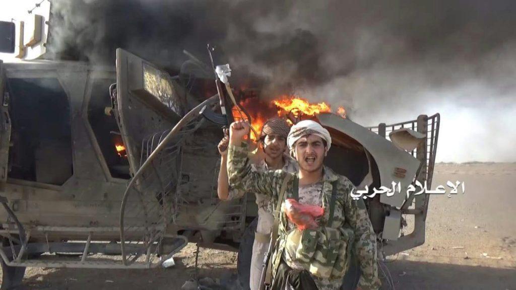 Pro-Saudi Forces Claim Killing Of 1,175 Houthi Fighters In Yemen Last Week