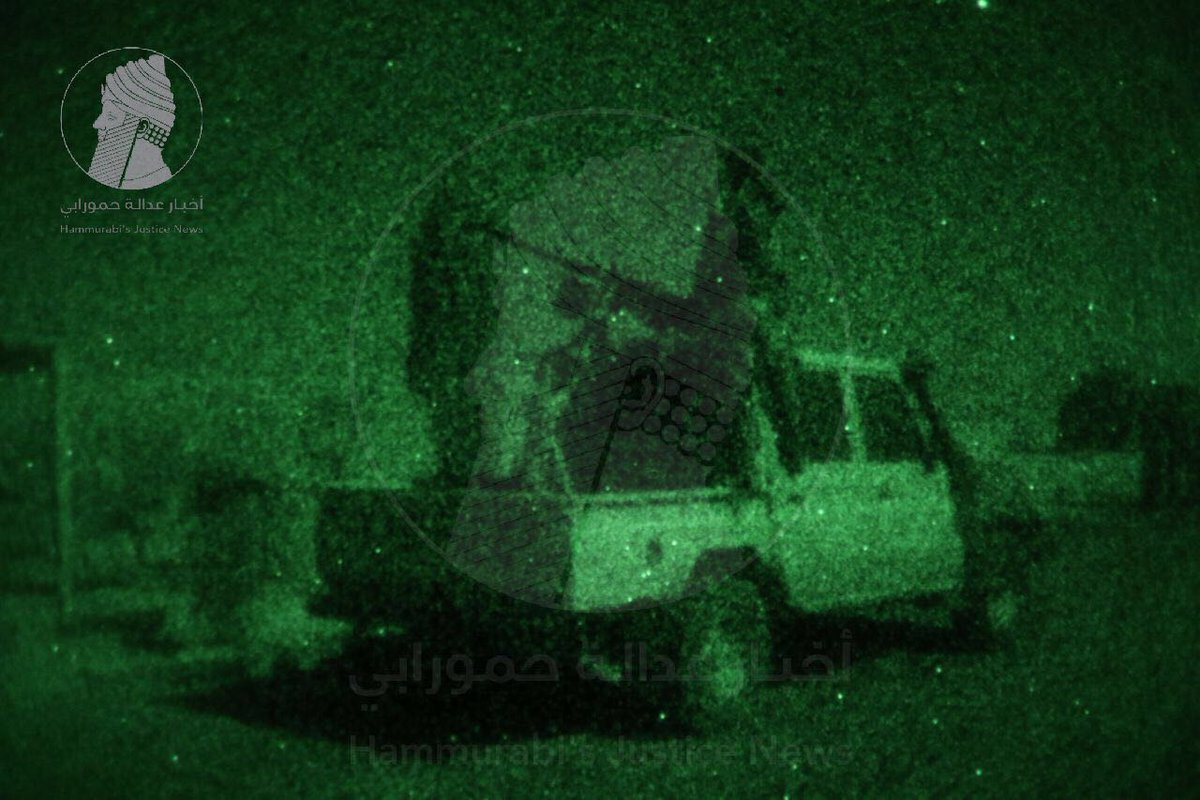 US-led Coalition Conducted Military Operation Against ISIS Around al-Tanaf (Photos)
