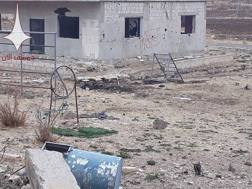Hay'at Tahrir al-Sham Begins Withdrawing From Western Ghouta (Videos, Photos)
