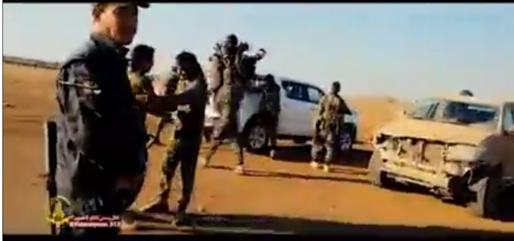 31-minute Long Video About Liwa Fatemiyoun Operation In Syria's Deir Ezzor