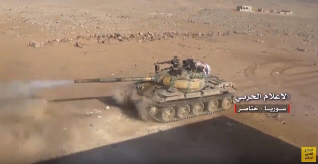 Video: Syrian Army Advancing Against Hayat Tahrir al-Sham In Southern Aleppo