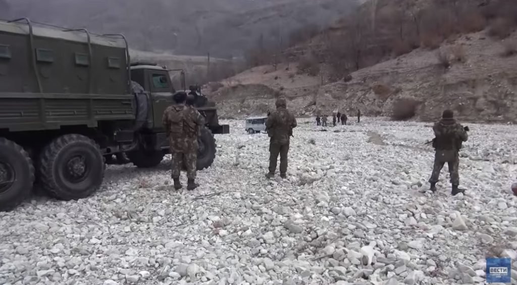 Two More Militants Neutralized In Russia's Dagestan (Video)