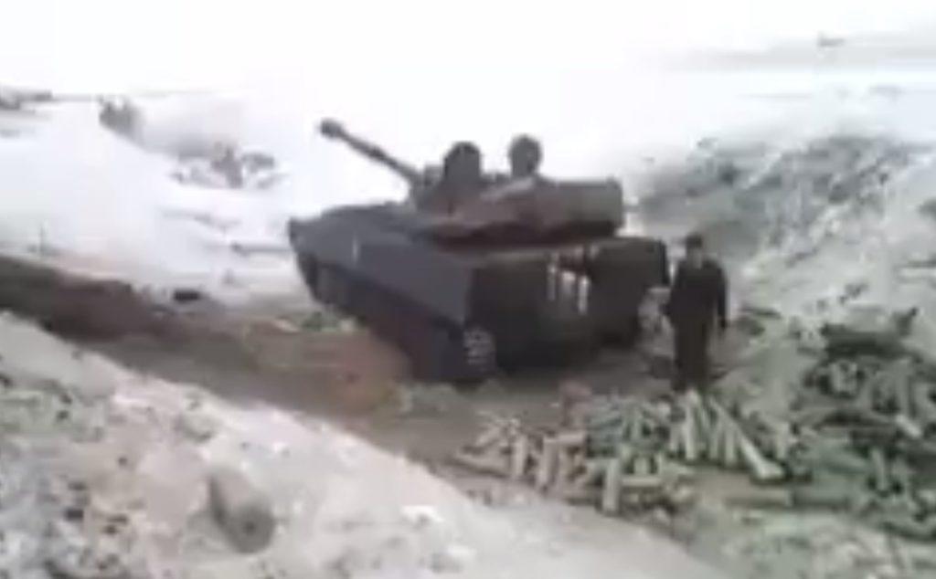 Almighty Ukrainian Artillery In One Video