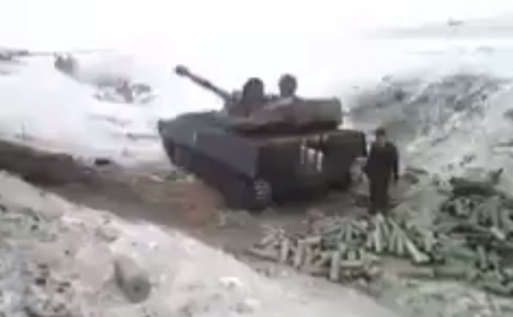 Almighty Ukrainian Artillery In One Video