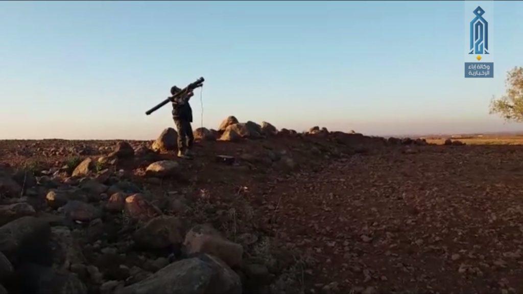 Video Confirmation: Militants Downed Syrian L-39 Warplane With MANPAD