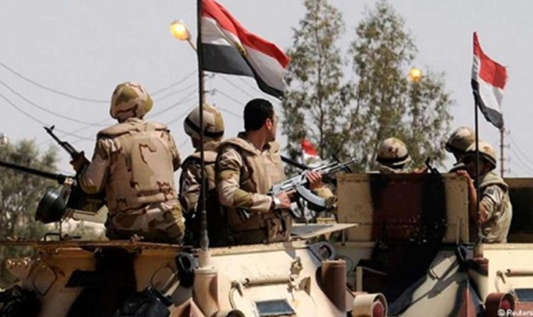 Security Forces Expand Operations Against Militants Across Egypt