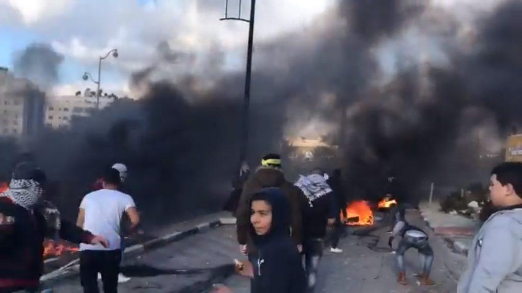 Hamas Leader Calls For New 'intifada' After US 'War Declaration'