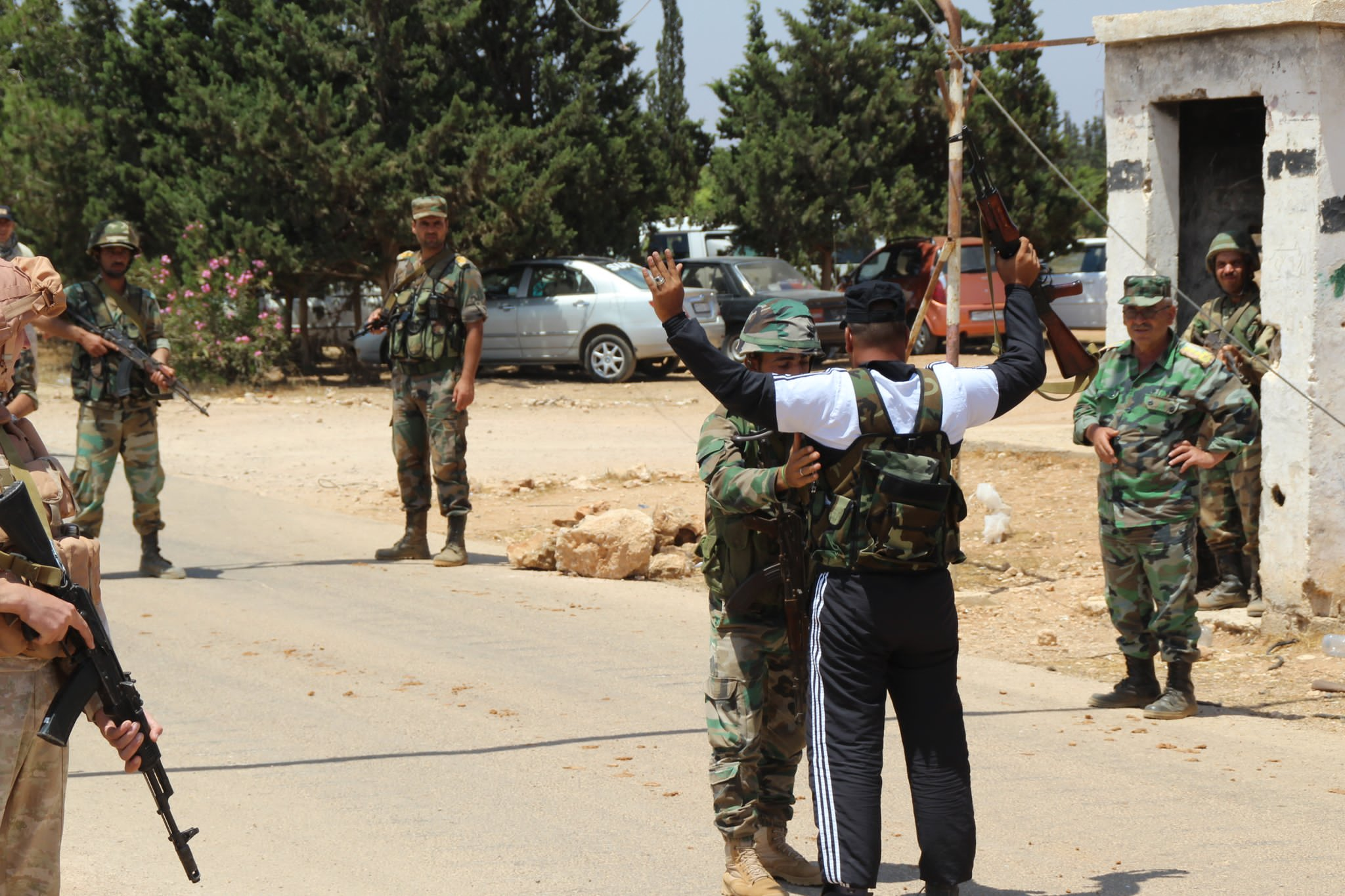 Militants Deported From al-Quneitra Town Following Siege By Syrian Army (Photos)