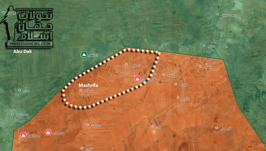 Syrian Army Advances In Southern Idlib. FSA Launches Counter-Attack In Northern Hama (Map, Videos)