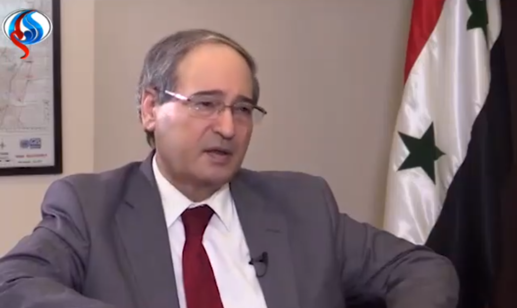 US-backed Syrian Democratic Forces Might Be New ISIS - Syrian Deputy Foreign Minister