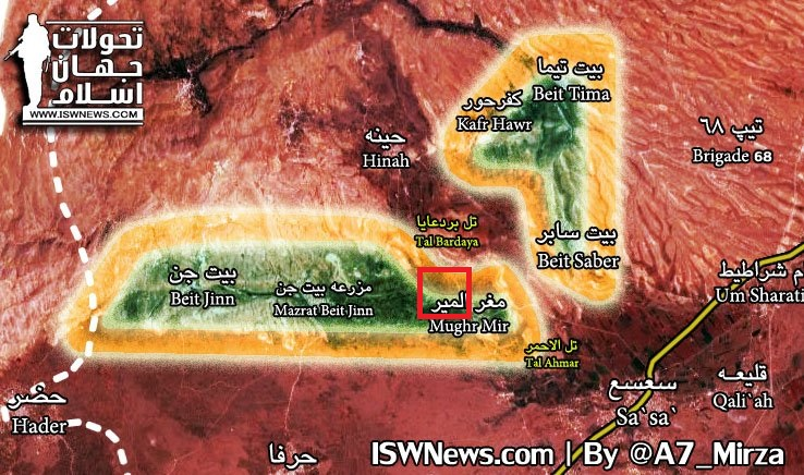 Hay'at Tahrir al-Sham Defense Collapses As Syrian Army Advances In Western Ghouta