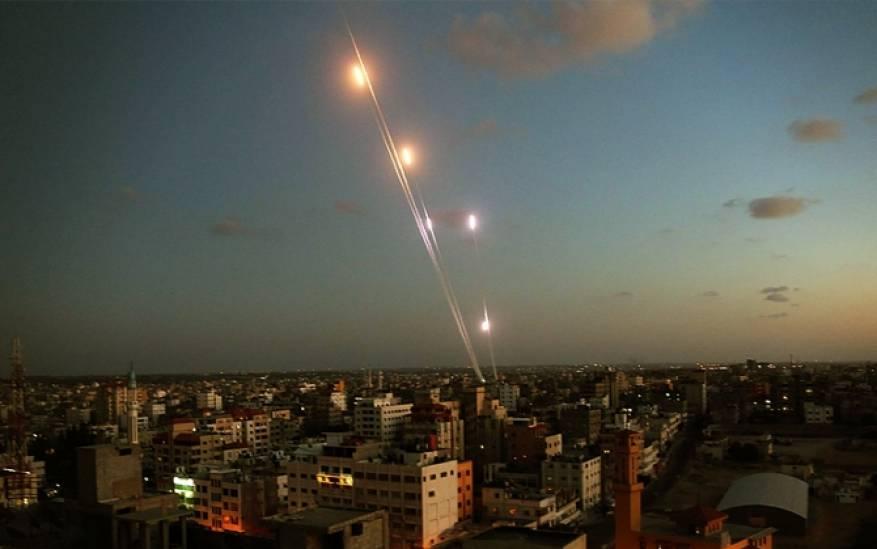 Al-Nasser Salah al-Deen Brigades Fire Rockets At Israel Again