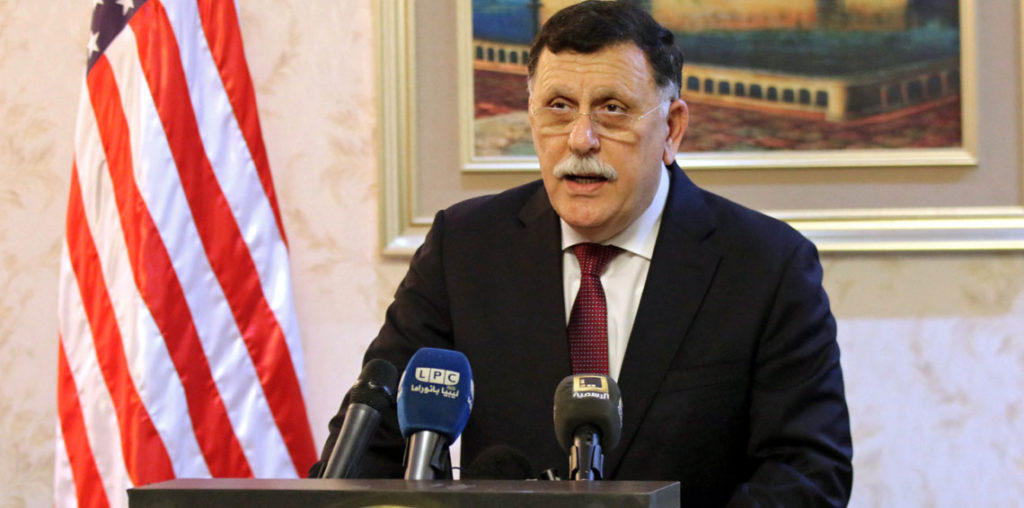"""Libya's """"Prime Minister"""" Calls On UN To Ease Arms Embargo"""