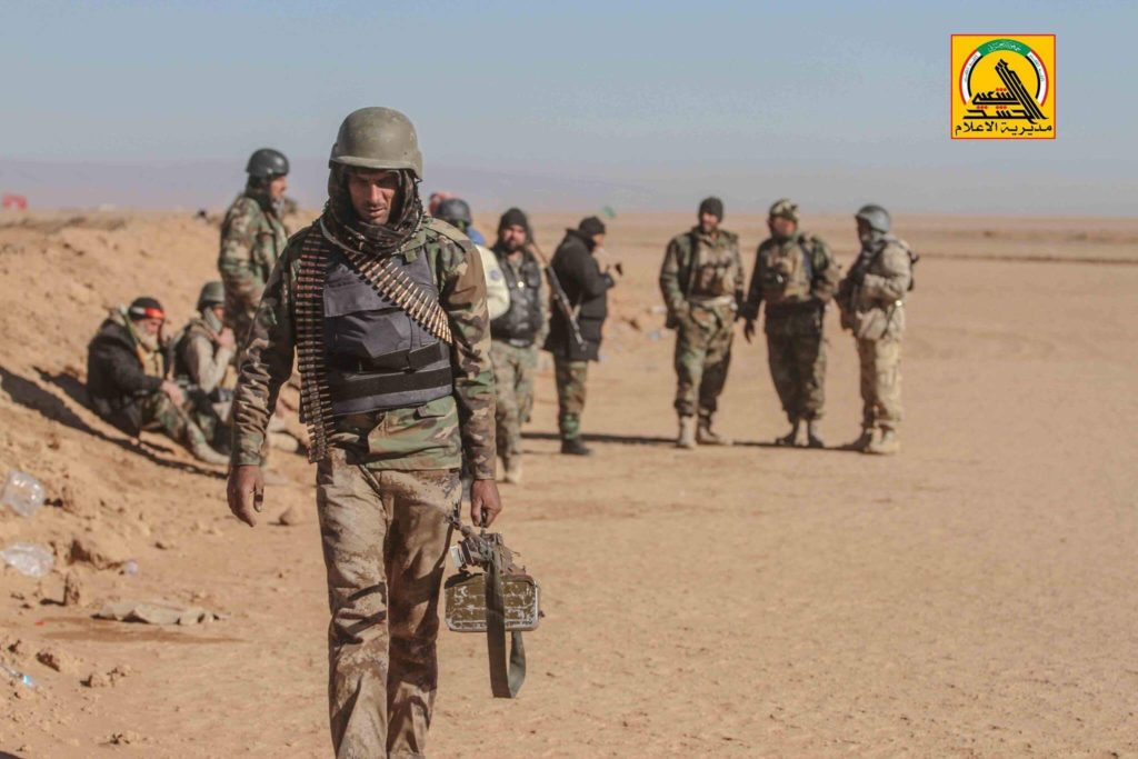 Iraqi Army Resumes Its Advance Against ISIS In Western Iraq, Liberates 40 Villages (Photos, Video)