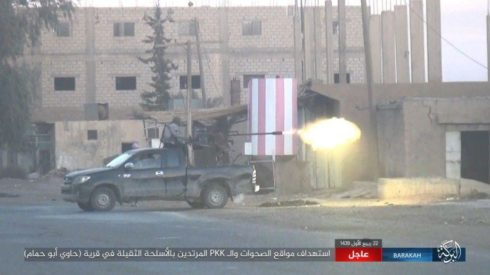 ISIS Steps Up Its Attacks Against US-backed Forces, Reportedly Kills 17 SDF Fighters (Photos)