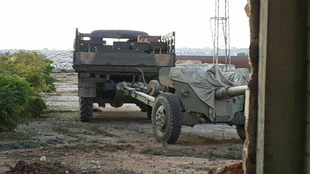 Syrian Army Repels Jaysh al-Izza Attack In Northern Hama, Kills Chechen Commander Of al-Qaeda (Photos, Videos)
