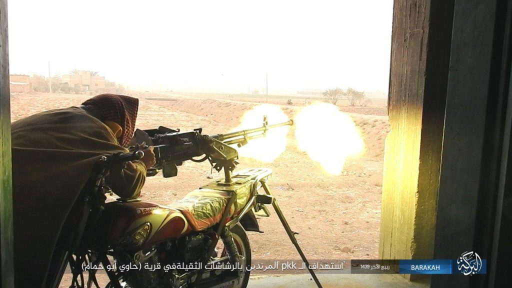 US-backed Forces Repel New ISIS Attack In Deir Ezzor. ISIS Members Surrender To Them (Photos)