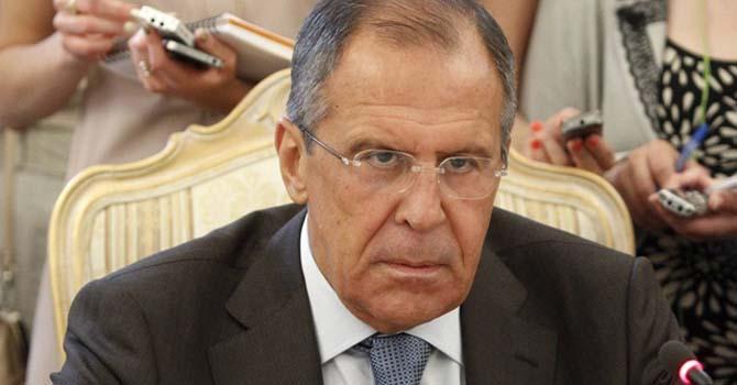 Lavrov: U.S. Should Withdraw From Syria's al-Tanaf