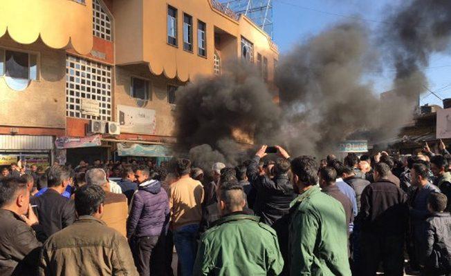 Protestors In Kurdistan Demand Release Of Over 200 Detained Activists
