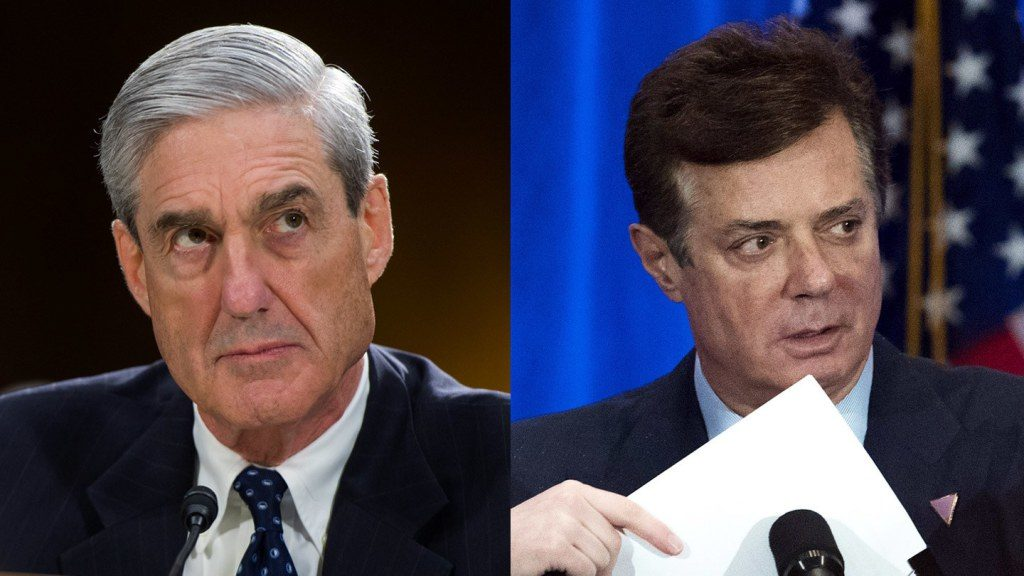 Beginning of the end for Mueller? Paul Manafort's civil suit