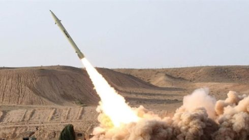 Saudi Forces Reportedly Intercepted Another Ballistic Missile Launched By Houthis
