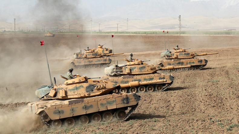 Turkish Military Destroys 15 PKK Positions In Northern Iraq