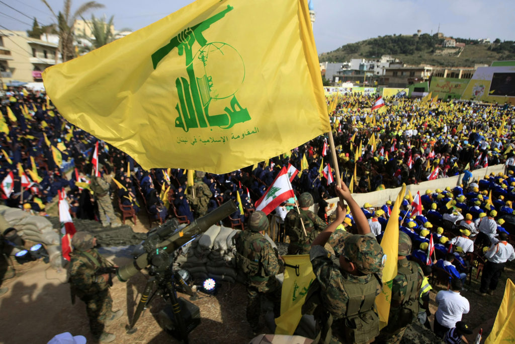 Top Israeli General: 8,000 Hezbollah Members, 10,000 Foreign Shia Militiamen, 2,000 Iranian Military Advisers Operate In Syria