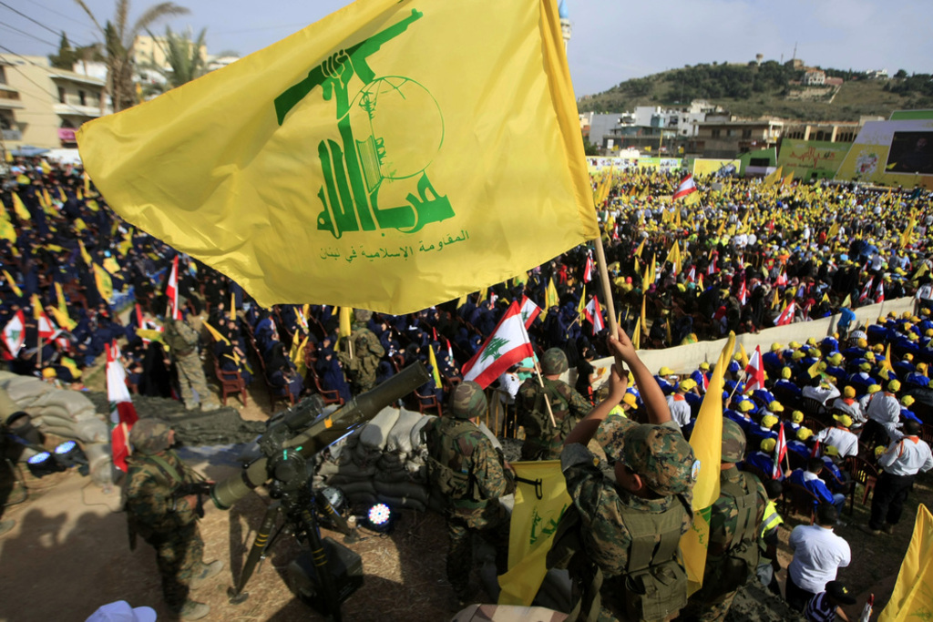 US Imposes New Sanctions On Several Firms And Figures Linked To Hezbollah